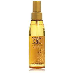 Loreal Mythic Oil Nourishing Oil for Unruly Hair 100ml with Ayur Product in Combo