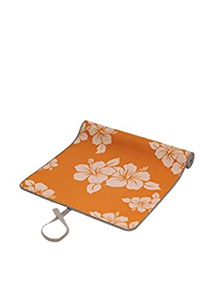 Sissel Tappetino Yoga Flower Arancione