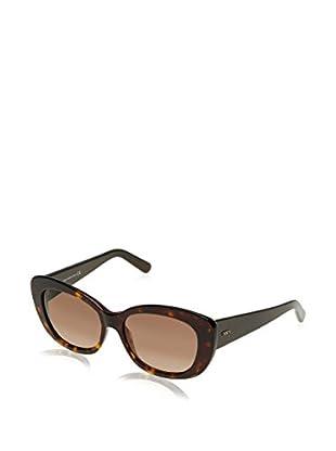 Tod'S Gafas de Sol TO0142 (57 mm) Havana / Negro