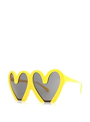 Moschino Sonnenbrille 773S-01 (62 mm) gelb