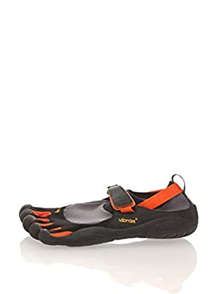 Vibram Fivefingers Zapatillas M1483 Kso (Negro / Naranja)