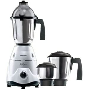 Morphy Richards Icon Deluxe 750 W Mixer Grinder