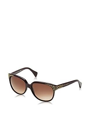 Alexander McQueen Sonnenbrille AMQ 4212/S (58 mm) pflaume