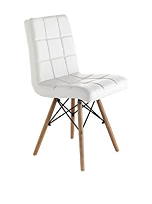 Contemporary Wood Set Silla 2 Uds. Kemi multi