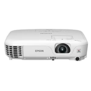 Epson EB-S11H Projector  With 2600 Lumens and Contrast Ratio of 3000:1
