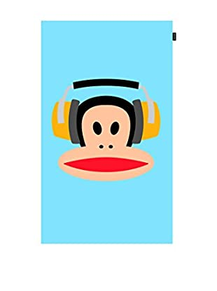 Paul Frank Toalla De Playa Headphones (Azul)