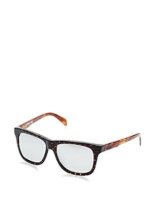 Diesel Sonnenbrille DL0136-53C (56 mm) braun/schwarz