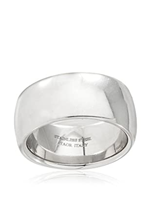 Lucy Steel Ring Silk