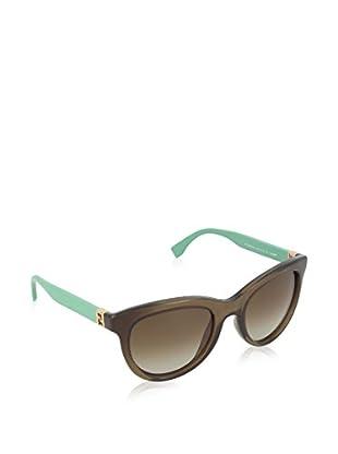 FENDI Gafas de Sol FF0006/SIF7RC52 Oliva
