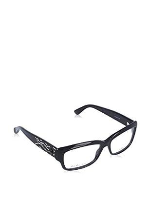 Armani Gestell 97380753 (53 mm) schwarz