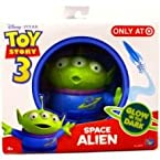 Disney Toy Story 3 Exclusive Glow In The Dark Mini Figure Space Alien
