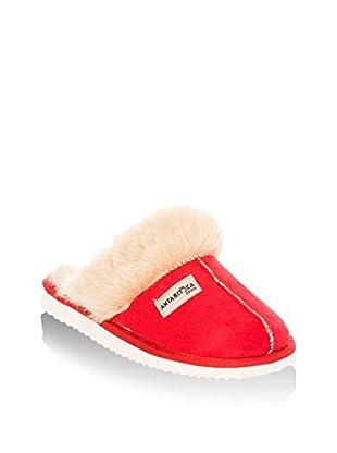 Antarctica Zapatillas de estar por casa Logo