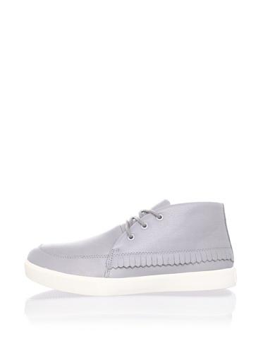 Generic Surplus Men's FG Leather Mohawk Shoe (Grey)