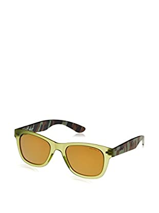 Police Gafas de Sol SK039 (47 mm) Verde Pastel