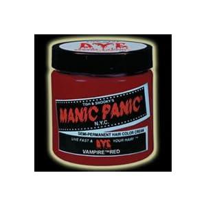 【クリックでお店のこの商品のページへ】MANIC PANIC マニックパニック ヘアカラー クリーム 118ml