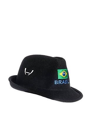 Hyra Sombrero Brazil Negro L