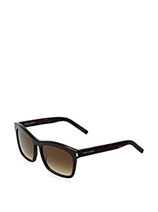 Yves Saint Laurent Sonnenbrille SL 19_I1D-56 (56 mm) havanna