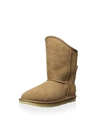Australia Luxe Collective Womens Dita Short Boot (Chestnut)