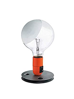 FLOS Tischlampe LED orange 12.5 x 24 cm