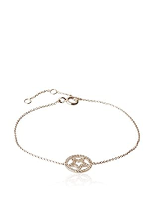 Paris Vendôme Pulsera Star Oro Blanco