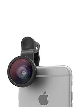 Unotec Lente Clip Smartphone Super Gran Angular