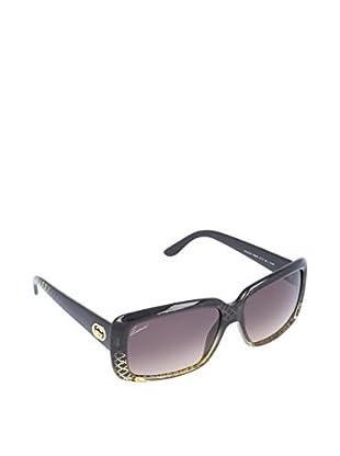 Gucci Sonnenbrille 3575/SEDW8H schwarz 57 mm