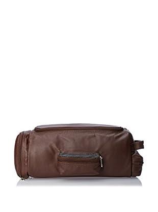 Royce Men's American Genuine Luxury Shoe Duffel Bag