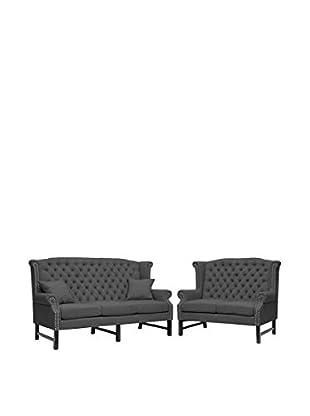 Baxton Studio Sussex Sofa Set