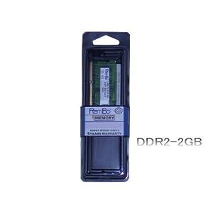 【クリックでお店のこの商品のページへ】Endeavor NA104/NJ2100/NJ2150/NJ3000での動作保証2GBメモリ: パソコン・周辺機器