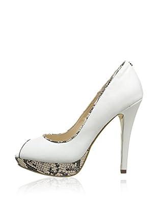 Versace Zapatos peep toe