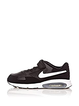 Nike Zapatillas Air Max St (Psv) (Negro / Blanco)