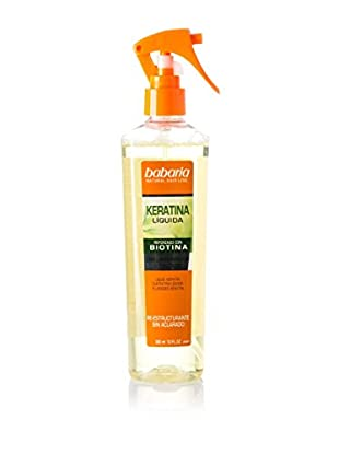 Babaria Haarpflege Keratin 300 ml, Preis/100 ml: 2.65 EUR