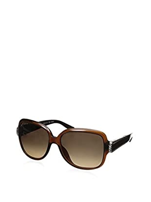 Chloé Women's CE612SR Sunglasses, Brown