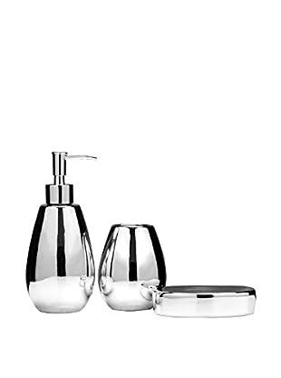 Premier Interior Kit de productos de baño 3 Piezas Magpie