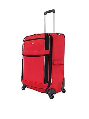SwissGear Red/Black Upright Spinner