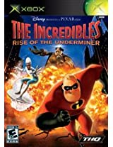 Incredibles 2 Rise of the Underminer - Xbox