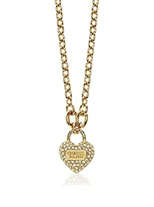 Guess Necklace Ubn21584 Guess gold