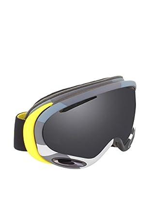 OAKLEY Máscara de Esquí OO7044-59 Gris / Amarillo