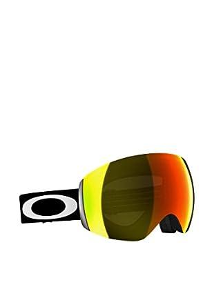 OAKLEY Skibrille 7050 schwarz