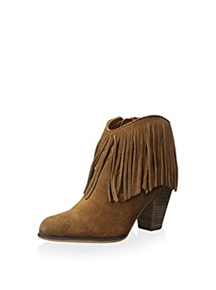 STEVEN By Steve Madden Women's Bootie with Fringe