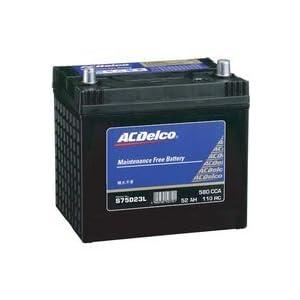 【クリックで詳細表示】ACDelco [ エーシーデルコ ] 国産車バッテリー [ Maintenance Free Battery ] S55B24L: 車&バイク