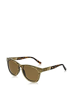 Earth Wood Sunglasses Occhiali da sole Wood Cove (52 mm) Marrone
