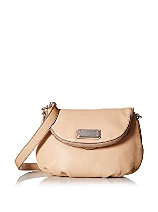 Marc by Marc Jacobs Women's Q Natasha Crossbody, Cameo Nude