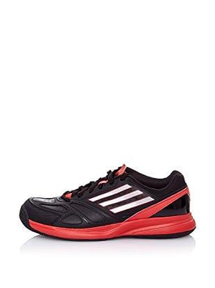 Adidas Zapatillas Hangzhou (Negro / Rojo)