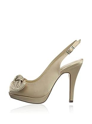 Paco Mena Zapatos de talón abierto
