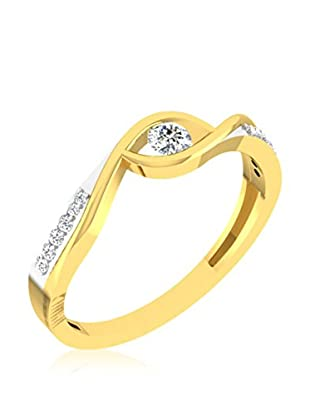 Friendly Diamonds Anillo