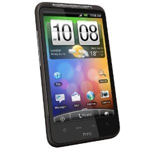 HTC Desire HD 576MB - Black
