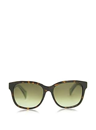 Jil Sander Sonnenbrille 720S-219 (56 mm) havanna/grün