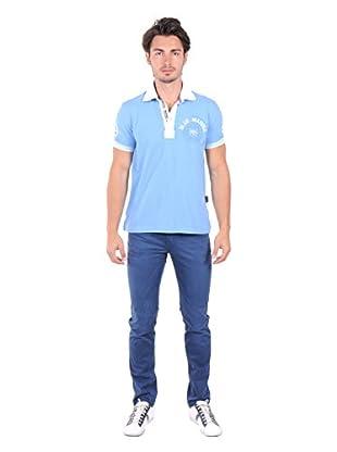 Giorgio Di Mare Polo Benedicto (Azul Claro)