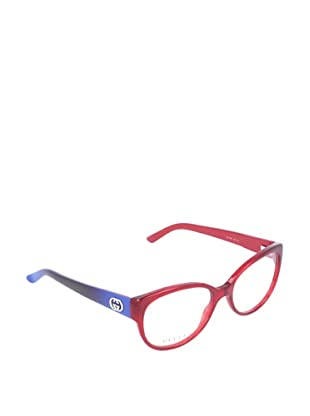 Gucci Damen Brillengestell GG 3558L53 rot/blau